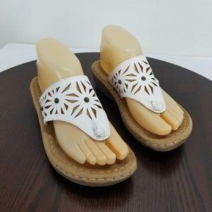 Cliffs White Mountain Thong Flip Flop Sandals SZ??